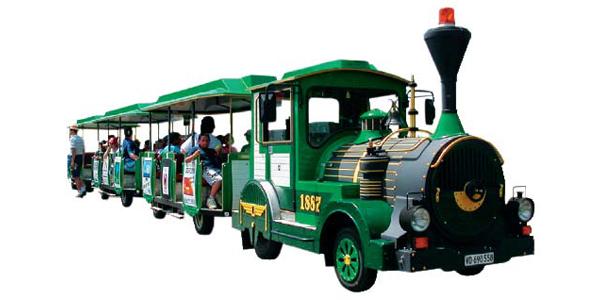 Geneva Sightseeing Tour Bus