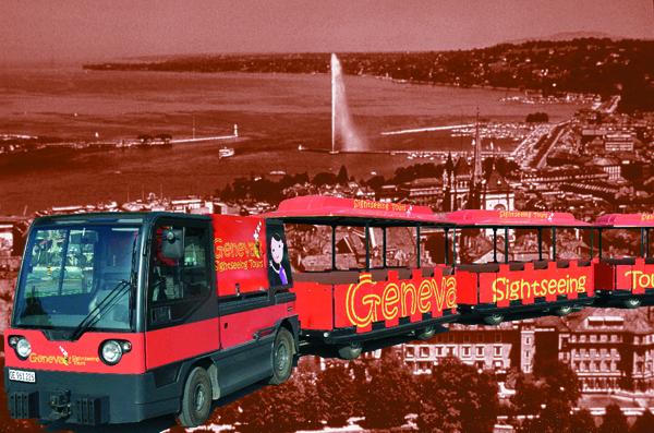 Geneva Sightseeing Tour Train